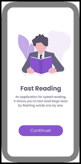 Fast Reading App
